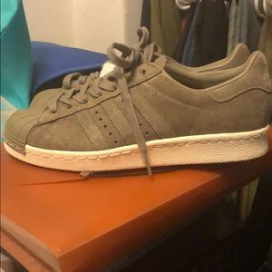 adidas Shoes - Adidas shell top sneakers